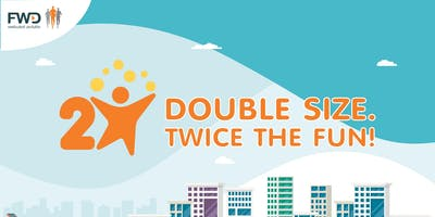 Double Size Twice the Fun (English Version)