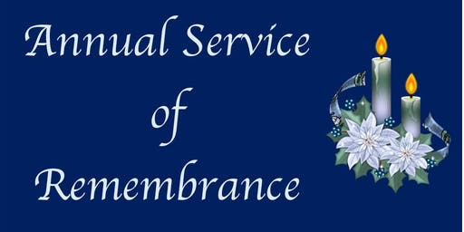 Annual Service of Remembrance