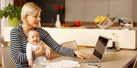 FREE Homepreneur Workshop for Stay-at-Home Mummies (Webinar) tickets
