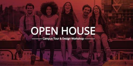 OPEN HOUSE : Campus Tour dan Workshop Design di LaSalle College | Jakarta