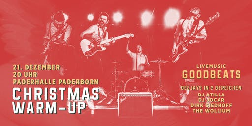 Christmas Warm Up Party 2019