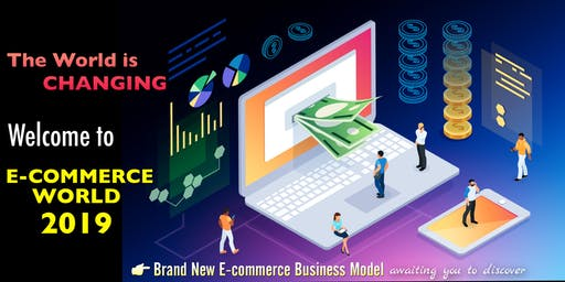 Online Webinar : Built E-commerce Skillset as Easy as 123 (Own a Webstore)-Sabah