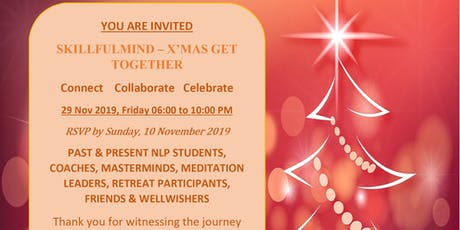 SkillfulMIND X'MAS Get Together tickets