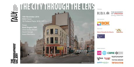 The City through the Lens tickets