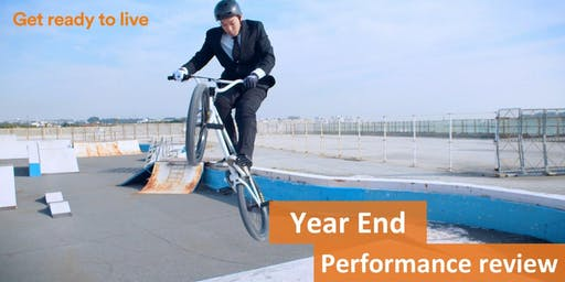 Year End Performance review (Session 5) (Manager Downwards)