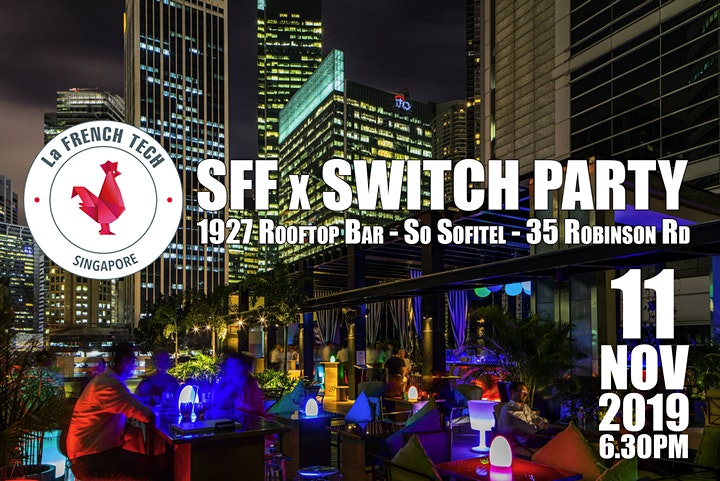 FinTech Festival x SWITCH French Tech Party image