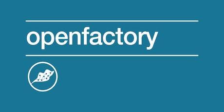 Open Factory @ CRIOCABIN biglietti