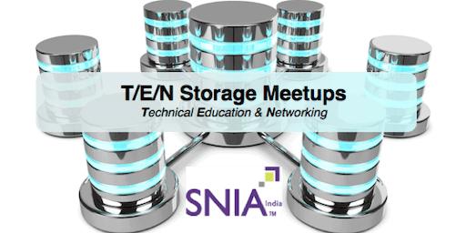 SNIA India T/E/N Storage Meetup  - Pune - November 2019