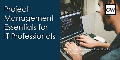 Project Management Essentials for IT Professionals tickets
