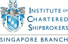 The Institute of Chartered Shipbrokers (Singapore Branch) logo