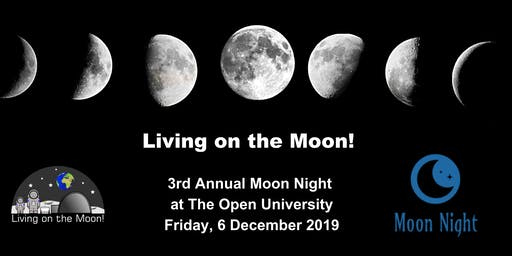 "Moon Night 2019 ""Living on the Moon"""