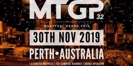Muay Thai Grand Prix Australia