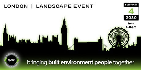 Specifi London 1 - LANDSCAPE EVENT tickets