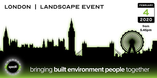 Specifi London 1 - LANDSCAPE EVENT