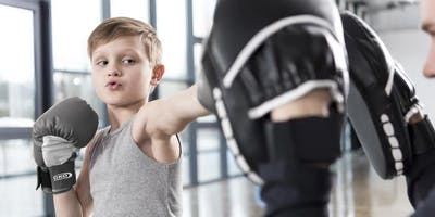 FREE PUPIL ENROLMENT FOR OUR FABULOUS NEW KIDS KICKBOXING  CLASS