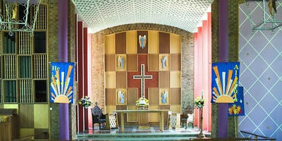 Post-War Churches - Concrete and Liturgy