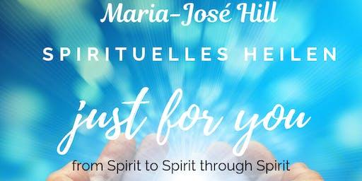 Spirituelle Heilsitzung