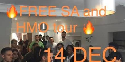 Live SA & HMO  Site Tour - Saturday 14th December
