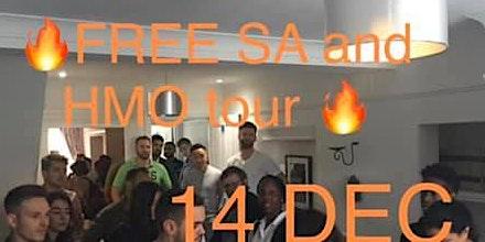 Live SA & HMO  Site Tour - Saturday 14th December