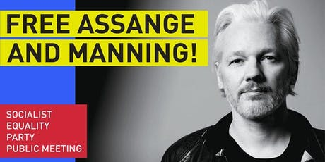 Stop the US extradition of WikiLeaks publisher Julian Assange! tickets
