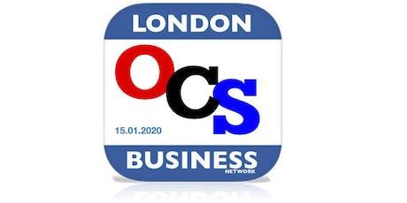 OCS Business Business & Banter Evening (London) tickets