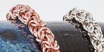 Byzantine Bracelet: Chain Maille Basics - Jewelry