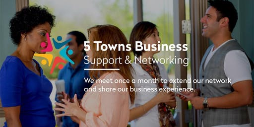5 Towns Business Networking FREE November 2019 Event