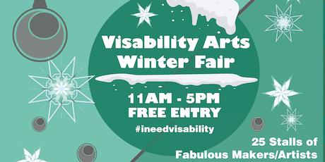 Visability Arts Winter fair (Christmas Craft Fair) tickets