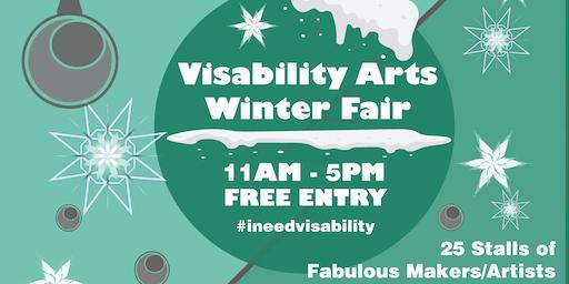 Visability Arts Winter fair (Christmas Craft Fair)