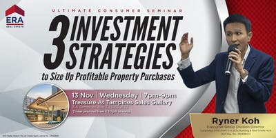 [UCS] 3 Investment Strategies To Size Up Profitable Property Purchases