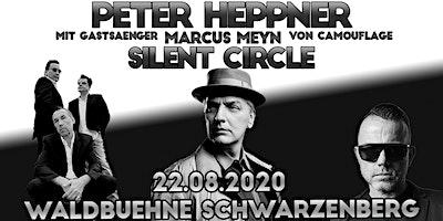 PETER HEPPNER mit Gastsänger MARCUS MEYN (von Cam