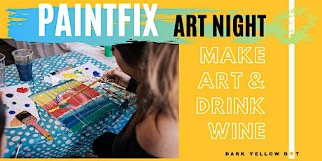 PaintFix! Art Class tickets