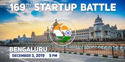 169 Startup Battle in Bengaluru