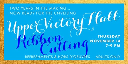 OLC School Upper Victory Hall Renovations Ribbon Cutting
