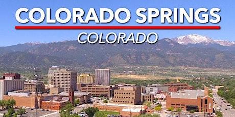 Colordo Springs Career Fair tickets