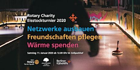 Rotary Charity Eistockturnier Tickets