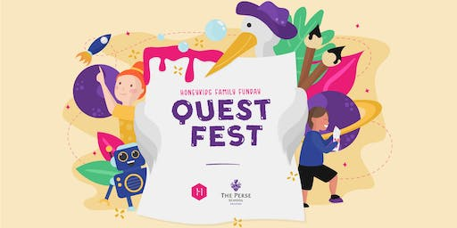 HoneyKids Asia Family FunDay Presents: Quest Fest