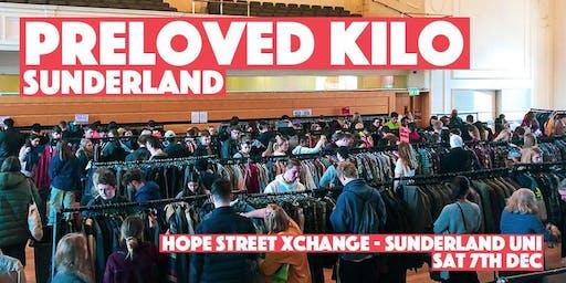 Sunderland Preloved Vintage Kilo