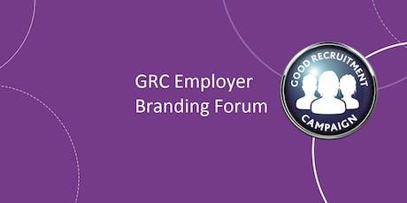 GRC Employer Brand Forum tickets
