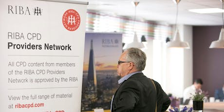 RIBA CPD Roadshow - Manchester September 2020 tickets