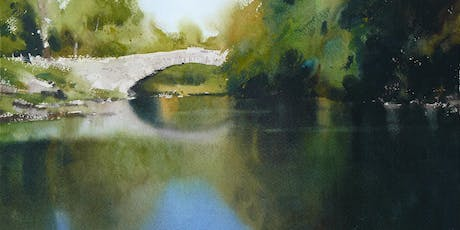 Watercolour Workshop- Reflections with Paul Talbot- Greaves tickets