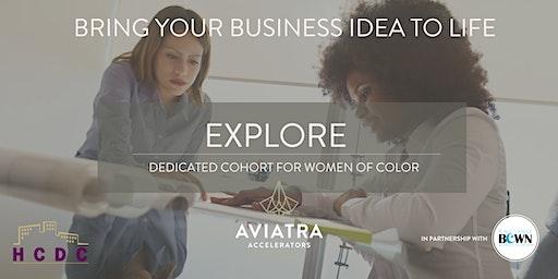 Explore Cohort for Women of Color - WINTER 2020