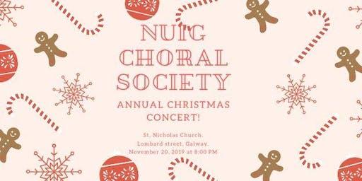 NUIG Choral Society Christmas Concert