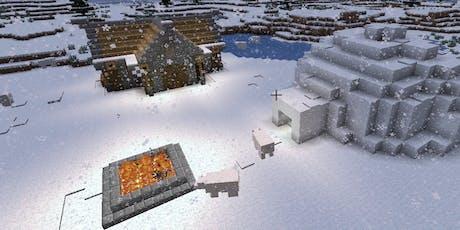 Einmaliger Workshop: Minecraft (Winterlandschaften) Tickets
