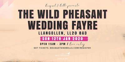 The Wild Pheasant Hotel Wedding Fayre