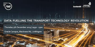 Data: Fuelling the Transport Technology Revolution