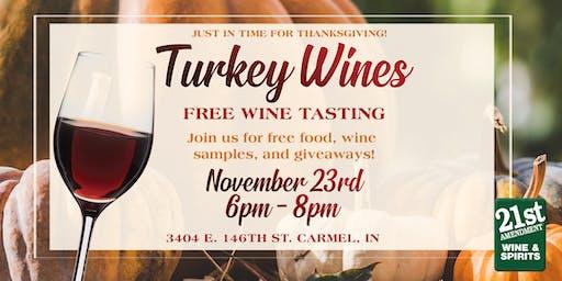 Turkey Wine Tasting