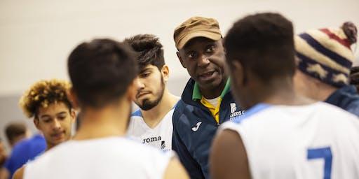 LDM Basketball Academy Open Event