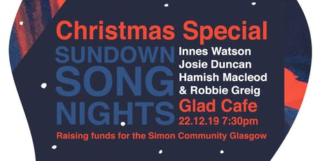 Sundown Song Nights Charity Christmas tickets