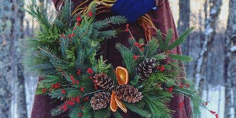 Willow Wreath Workshop at Drifa tickets